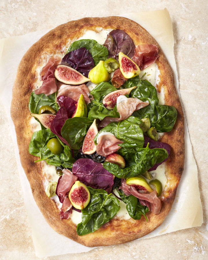 SloBurn Fig Flatbread